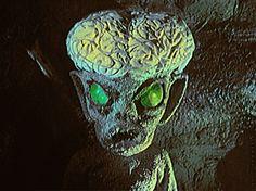 ship of monsters - vintage horror  - alien