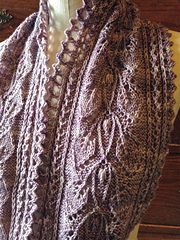 Ravelry: Smokeberry pattern by Wendy Neal--love it!