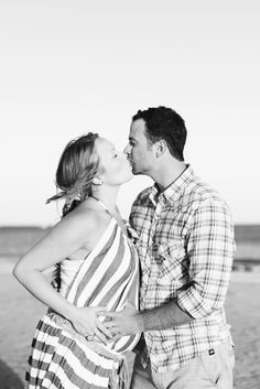 my husband and i always take kissing shots, it's very sweet. I also like the black and white