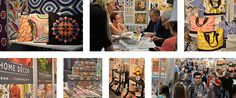 Join The Design Tourist at Surtex in NYC at Javits Center