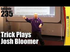 Trick Plays That Can Win Games - Josh Bloomer - See more video at http://Fastpitch.TV
