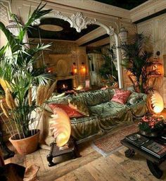 Bohemian Interior, Interior Modern, Interior Design, Home Interior, Shabby Chic Living Room Furniture, Bedroom Decor, Small Living Rooms, Living Room Designs, Small Bedrooms