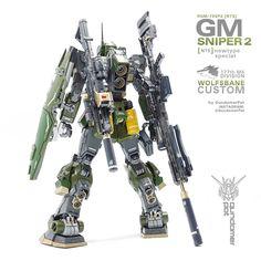 Custom [nts] - GM Sniper 2 NewType Special - Custom unit for the Mobile Suit Divi. Anime Couples Manga, Cute Anime Couples, Anime Girls, Rosario Vampire Anime, Gundam Astray, Unicorn Gundam, Gundam Custom Build, Star Wars Models, Gunpla Custom