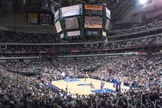 AA Center -- Home of the Dallas Mavericks, 2011 NBA Champions