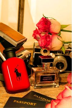 Just like the clothes you wear or the places you travel, fragrance is an expression of your personal style.