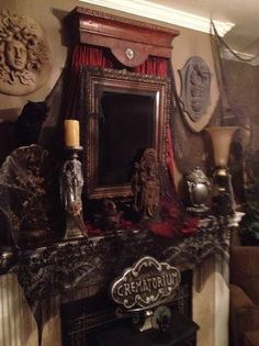 Click this pin to see the hauntingly beautiful setting Robert S. entered in Grandin Road's Spooky Decor Photo Challenge. Robert S. could win one of four $2,500 Grandin Road gift cards. Can you craft an eerily elegant Halloween scene? Enter yourself!