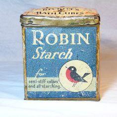 Miniature sample tin