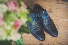 Trouwschoenen, schoenen van de bruidegom. Nickie Fotografie