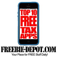 Top 10 FREE Tax Apps