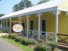 Abita Springs Trail Head Museum along the Tammany Trace