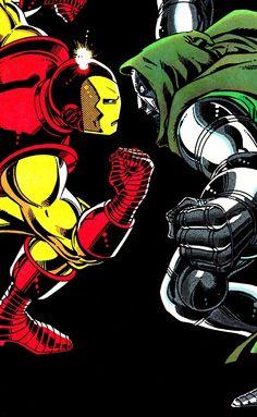 jthenr-comics-vault:  Iron Man #150 (Sept. 1981)By John Romita...