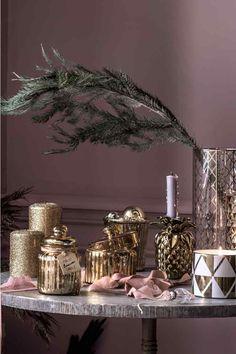 Стеклянная ваза | H&M