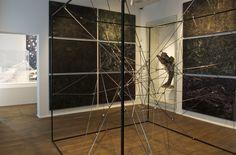 Jean-Baptiste Bernadet - Untitled (2016); Michel François - Pièce détachée (2010); Petrified Wood