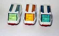 RARE Matchbox Superfast Amber window Stretcha Fetcha Ambulance 46 VNM No Play