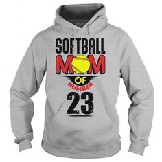 Softball mom of number 23