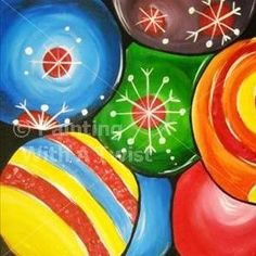 Paint with a twist ideas on pinterest painting twists for Painting with a twist charlotte nc