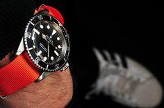 Rolex with Nato strap
