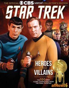Star Trek Special Edition Of CBS Watch! - http://www.afnews.info/wordpress/2015/07/21/star-trek-special-edition-of-cbs-watch/