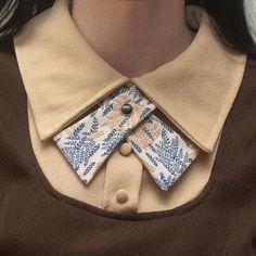 Such a cute collar!
