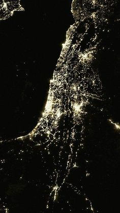 Israel from Space