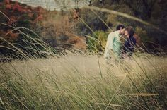 www.frostedproductions.com | #utah #photographer #engagement #photo #outdoor #photography #cute #couple #tall #grass #fall #colors