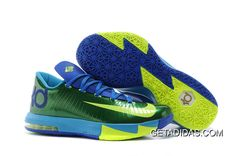 18a7a90abe7d Kd Vi 6 Navy Blue Green TopDeals