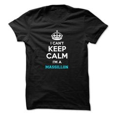 Cool #TeeForMassillon I cant keep calm Im… - Massillon Awesome Shirt - (*_*)