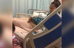 "Almy Nadia selamat melahirkan anak perempuan TAPI..   Fizz Fairuz dan Almy Nadia menyambut kelahiran anak kedua mereka jam 9.06 malam semalam. Anak perempuan seberat 3 kilogram itu dilahirkan secara normal di Hospital Columbia Setapak. ""Saya terus dibawa ke hospital apabila tiba-tiba berasa sakit hendak bersalin. Alhamdulillah semuanya dipermudahkan Tuhan. ""Menjadi rezeki kami juga untuk sekali lagi menerima anak perempuan. Anak sulung kami Nur Afrina Arianna sudah pun setahun umurnya. Anak…"