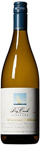 White Wine - 2015 Dry Creek Vineyard Dry Chenin Blanc Clarksburg 750 ml Wine -- Be sure to check out this awesome product.