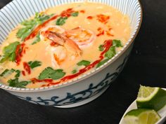 Spicy, sweet and sour, coconut-scented tom kha goong is a snap when you start with instant noodles. After boiling and draining the noodles, just add half the seasoning pack to a couple cups of coconut milk along with fish sauce, sugar, and Thai curry paste to taste (wanna make it even easier? Just use regular old sriracha in place of the curry paste).  A few strips of chicken or peeled shrimp added to the noodles a few minutes before they're done simmering makes for an instant upgrade.
