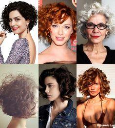 Fabrícia Leitão: Cortes para cabelos ondulados (tipo 2)