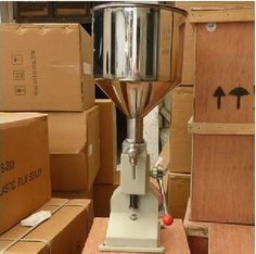 150.00$  Watch here - http://alij59.worldwells.pw/go.php?t=32728832731 - Wholesale price Manual Filling Machine, Manual cream Filling machine(5-50ml), Manual filler factory direct sales
