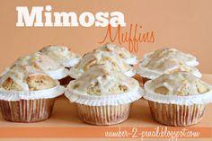 Mimosa Muffins