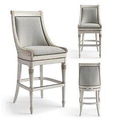 kent swivel bar height bar stool 30