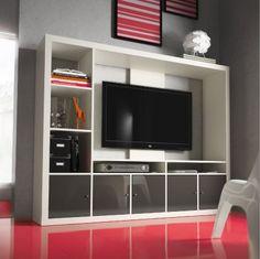ikea lappland wohnwand schwarzbraun fernseh schrank super zustand fernsehwand in in. Black Bedroom Furniture Sets. Home Design Ideas