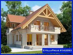 Modern House Floor Plans, Modern Bungalow House, Bungalow House Plans, Dream House Plans, Small House Plans, 2 Storey House Design, Small House Design, Home Building Design, Building A House