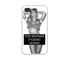 Image of The Mother F*cking Queen Phone Case www.RichandReckless.co.uk £7.99