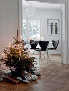 Home Shabby Home: Minimalistic Nordic Christmas