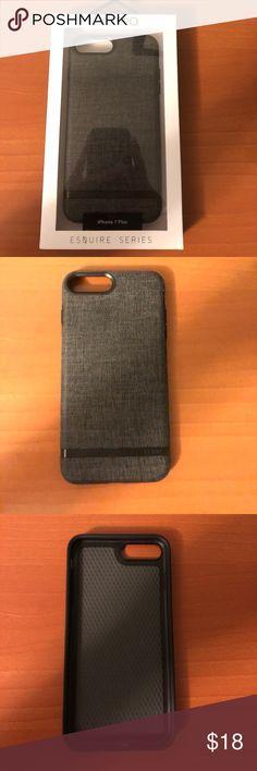 Incipio iPhone 7/8 Plus Esquire Series Case Very lightly used iPhone 7/8 Plus Incipio Esquire Series Case Incipio Accessories Phone Cases