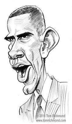 """Obama... oH - WHAT BIG EARS YOU HAVE! Barack Obama """"BO"""" (US President) Dunway Enterprises - http://obamacaresurvivalcourse.com/?hop=dunway"""