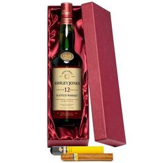 Personalised 12 YO Malt Whisky and Cohiba Cigar Gift Set  from Personalised Gifts Shop - ONLY £109.99