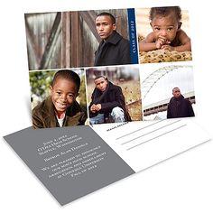 graduation postcard (no envelopes required)