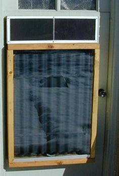 1000 images about solarheaterproject on pinterest solar for Make your own solar panels with soda cans
