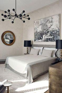 french designer jean louis deniot masculine bedroom proyectos room pinterest dormitorio. Black Bedroom Furniture Sets. Home Design Ideas