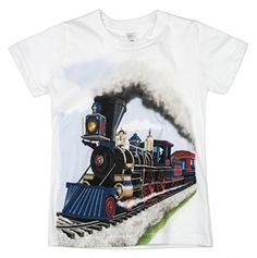 Shirts That Go Little Boys' Steam Train T-Shirt 2 White S... http://www.amazon.com/dp/B00NLJV90C/ref=cm_sw_r_pi_dp_7bUnxb07DNJTR