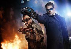 The Flash | Capitão Frio e Onda Térmica são os destaques do novo cartaz | Omelete
