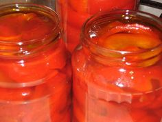 Pickling Cucumbers, Preserves, Pickles, Food And Drink, Cooking Recipes, Canning, Christmas, Red Peppers, Yule