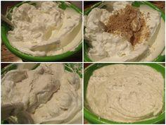 Prăjitura Krantz. O prăjitură cu nuci caramelizate! - Rețete Merișor Grains, Dairy, Rice, Cheese, Food, Meal, Essen, Hoods, Meals