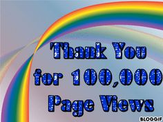 In celebration of 100,000 page views on my blog, I'm doing something different. Click to see how you can help...