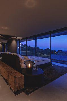 modern interiors & architecture — vividessentials:     Villa Boscana Luxury...